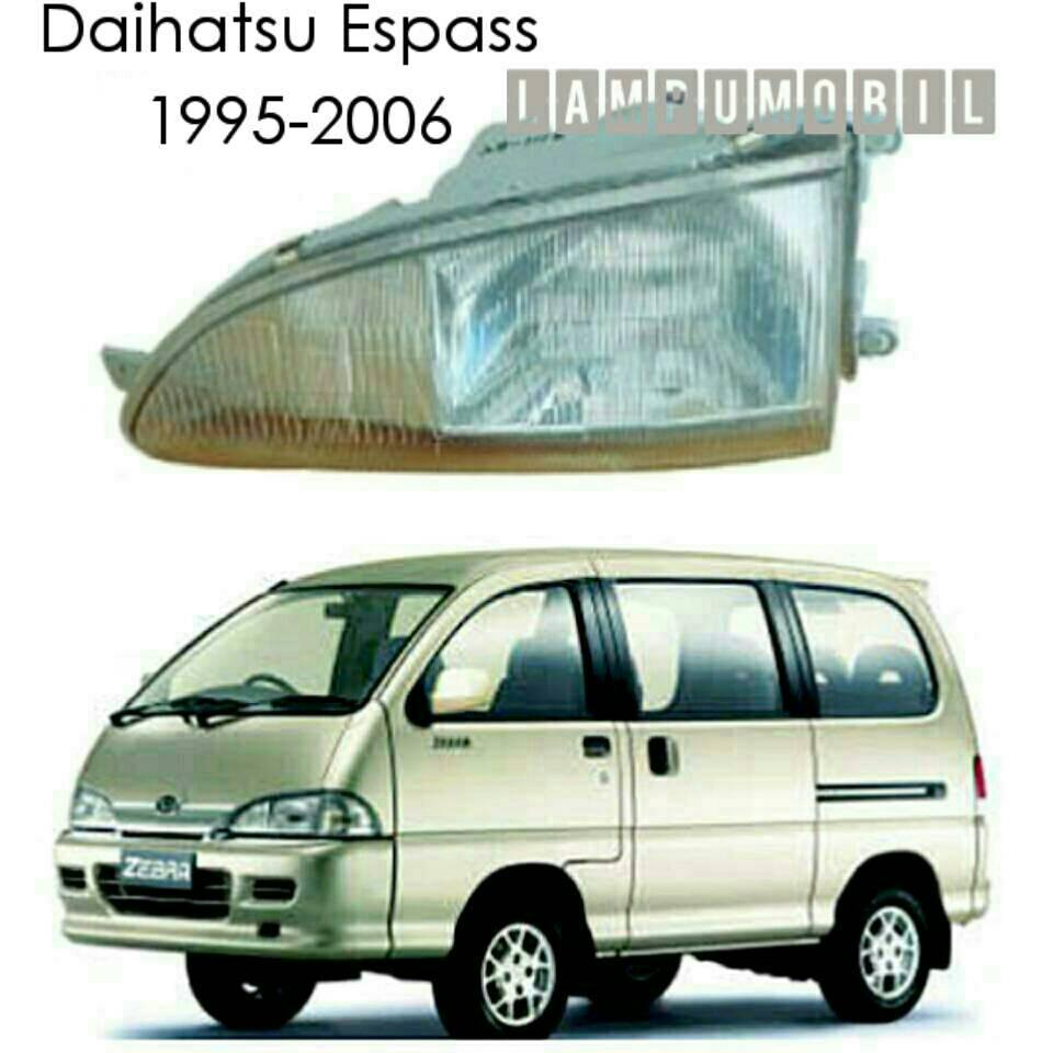Jual Lampu Depan Daihatsu Espass 1995 2006