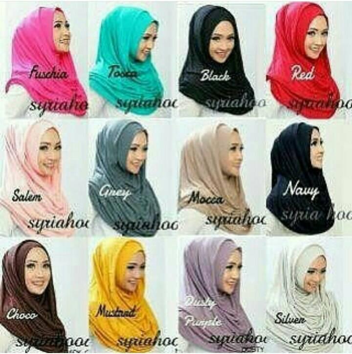 hoodie / hijab instan/ hoodie mecca / najwa instan