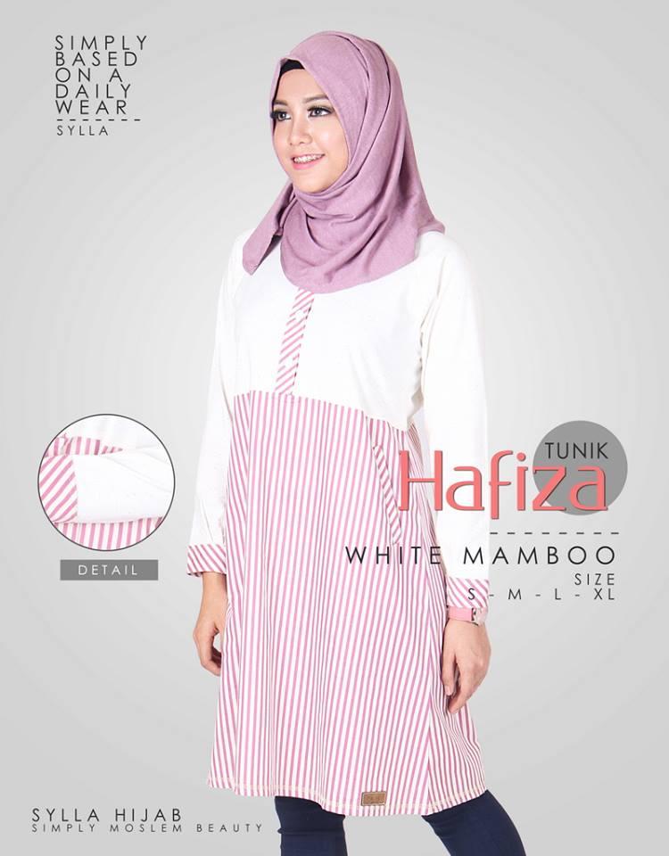 Baju Muslim Sylla Hijab Blus Hafiza