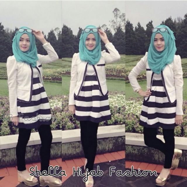 Shella Hijab 4in1 wr1074