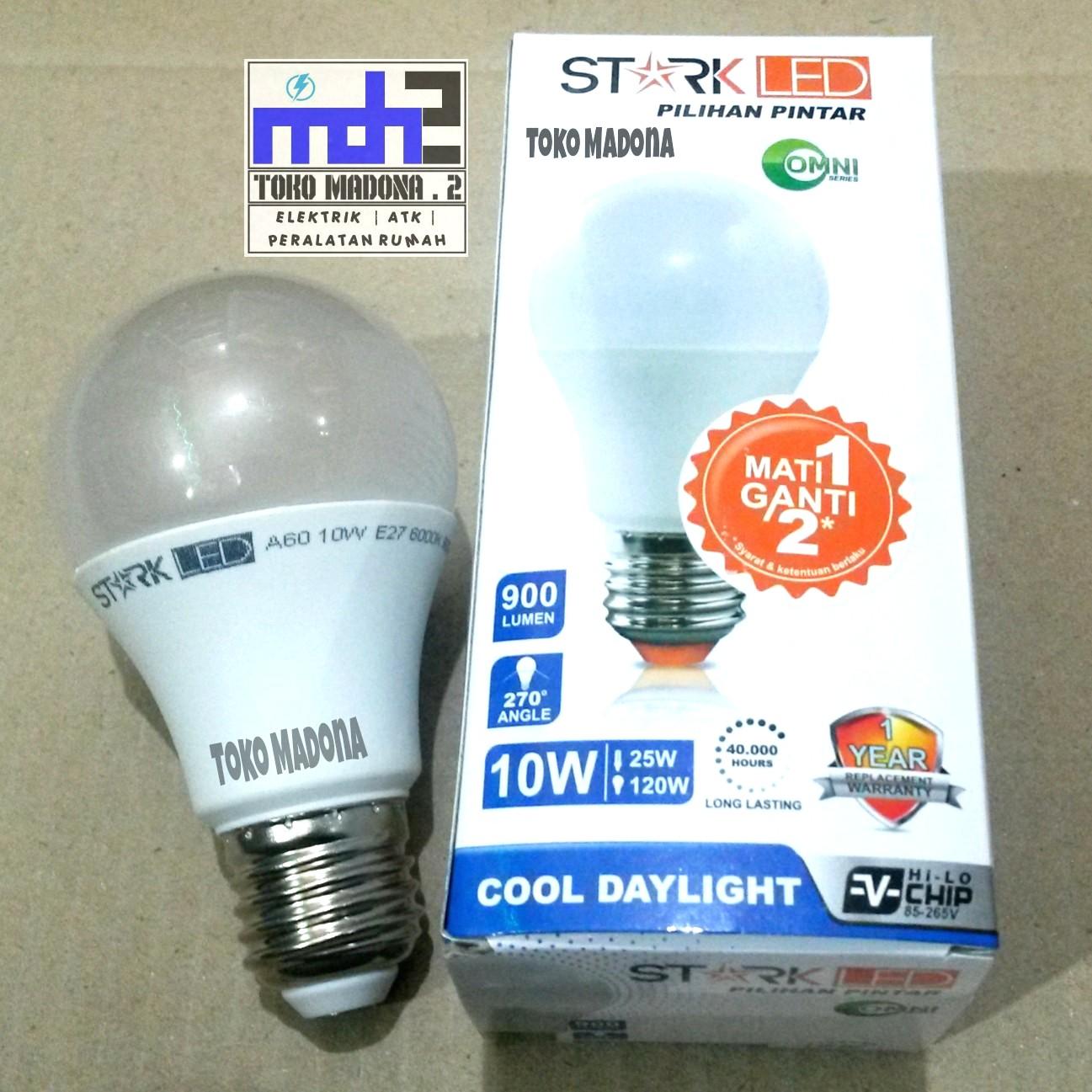 ... Buy 1 Get 1 ). Source · Jual Lampu STARK LED OMNI 10 Watt | PUTIH - Cool DayLight [CDL] -