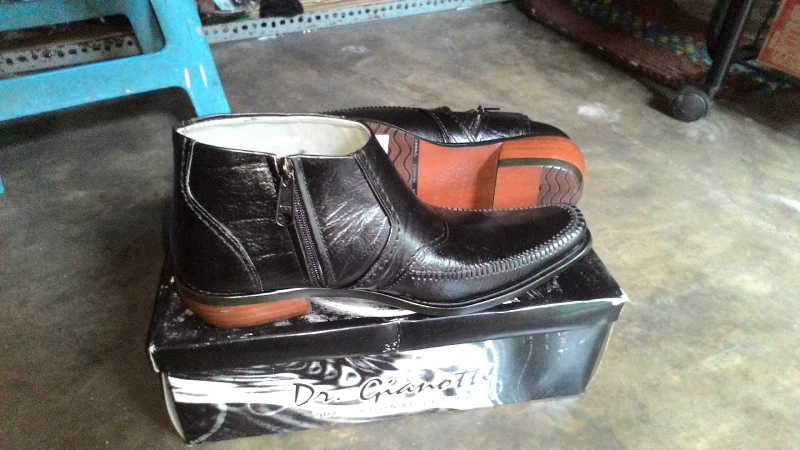 Jual Sepatu Kulit Pria Dr Gianotti Terbaru Tokopedia Rc137