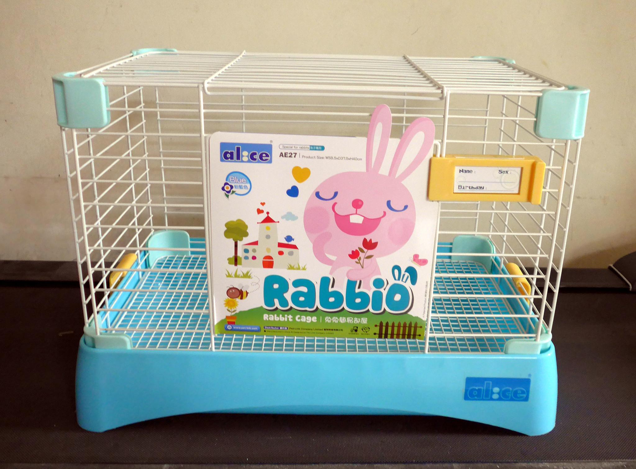 Kandang Kelinci / Rabbio Rabbit Cage Ae27