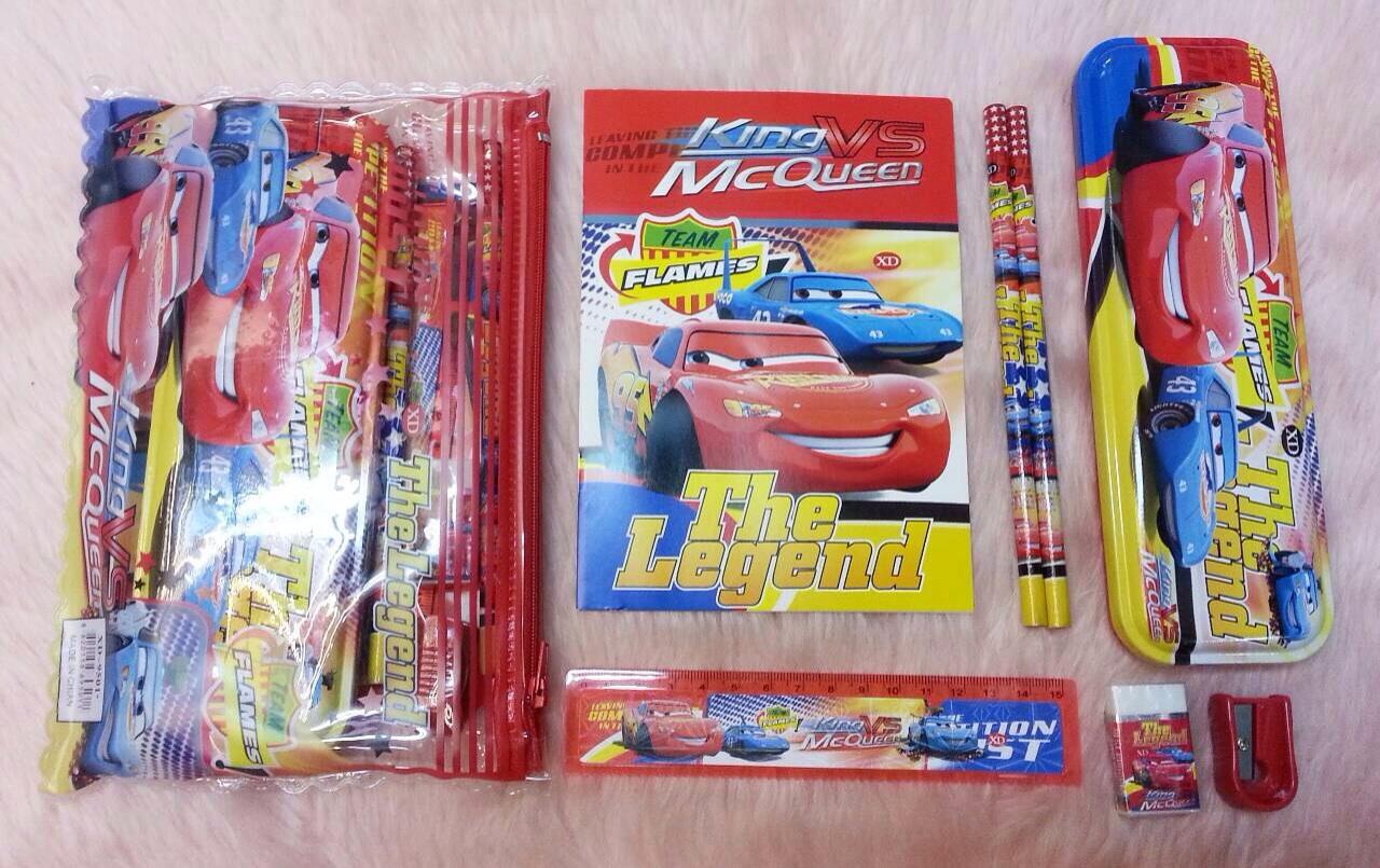 Jual Study Set Paket Alat Tulis Stationery Cars Anak Sekolah 8 In 1 8in1 Raya Tanah Abang Tokopedia