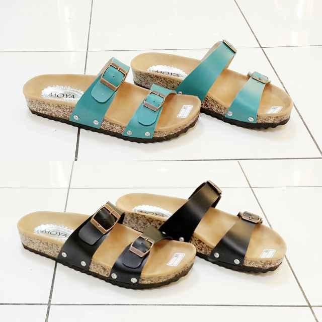 Jual Sandal sendal santai / sepatu wedges heels / carvil ...
