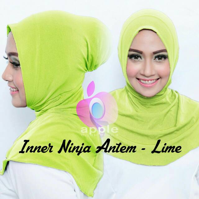 Inner Ninja Antem By Apple Hijab Brand