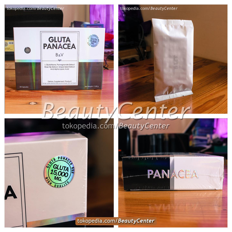 Jual Gluta Panacea BampV Pang By Wink White Original 100