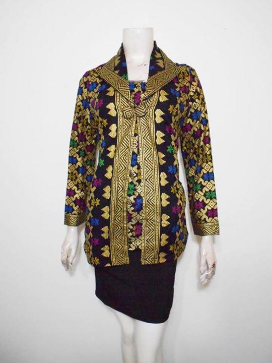 Harga Atasan Batik / Batik Wanita / Blus Bali Prada / Blouse Bali ...
