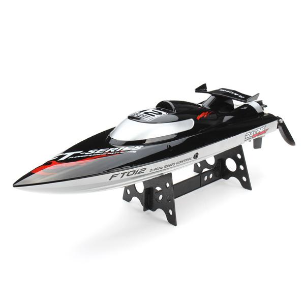 HobbyMall RC Boat Racing FT012 2.4G 4CH Brushless
