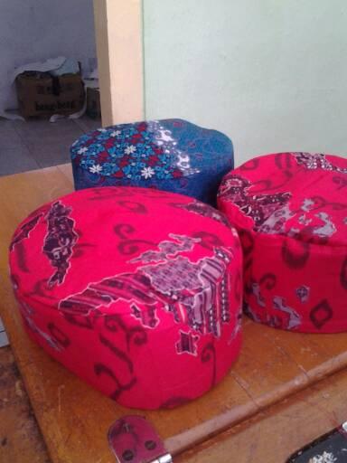 Peci Batik