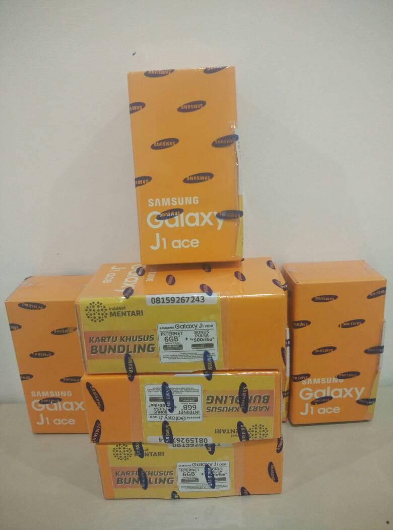 Jual Samsung Galaxy J1 Ace SEIN Bonus Paket Bundling