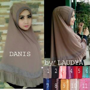 Hijab Jilbab Danis