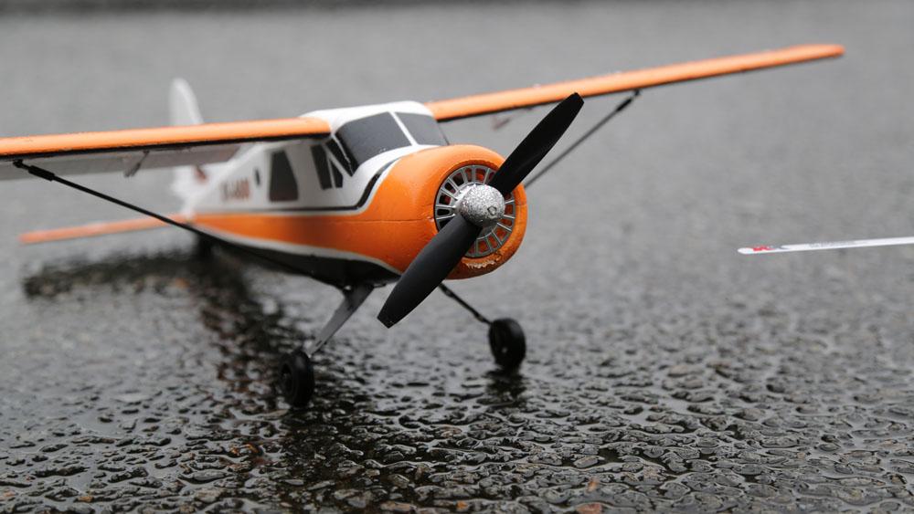 HobbyMall XK A600 RC Plane With Gyroscope