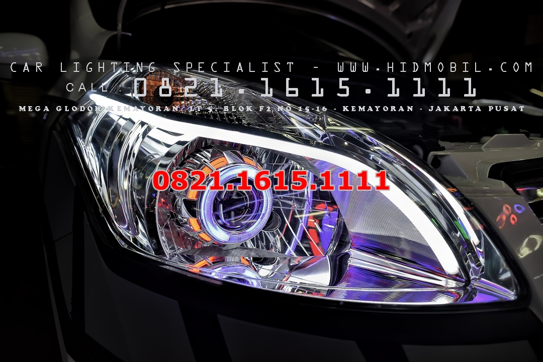 Angel eyes headlamp-9585