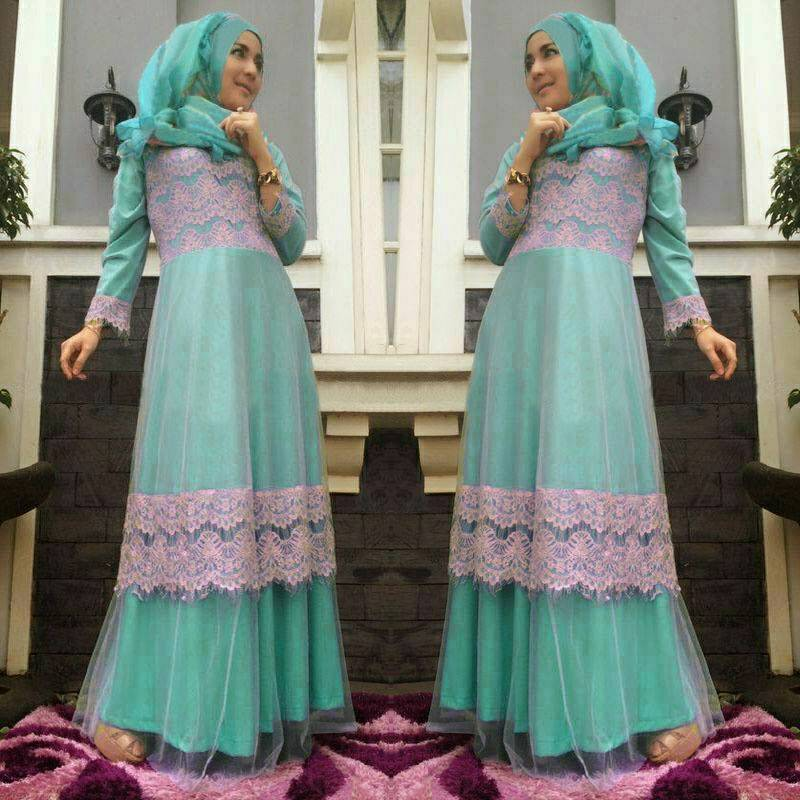 Hijab Maxi Beverly Tile