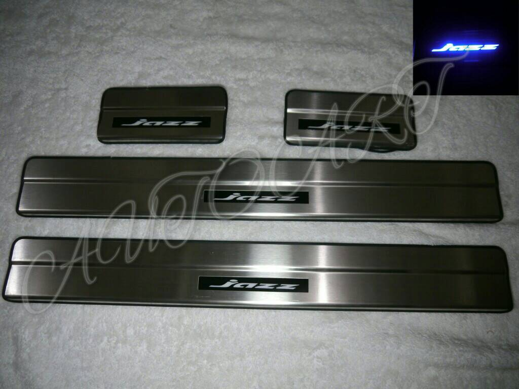 Sill Plate New Jazz (Jazz GE) + Led