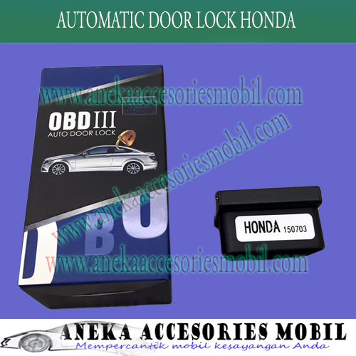 Automatic Door Lock/Kunci Kecepatan Honda Grand New Jazz