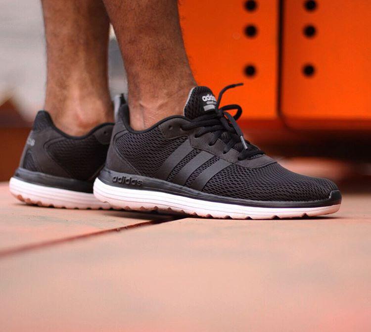 540a073d9c5cb ... get jual adidas neo lite racer black white original made in indonesia  men needs sneakers tokopedia