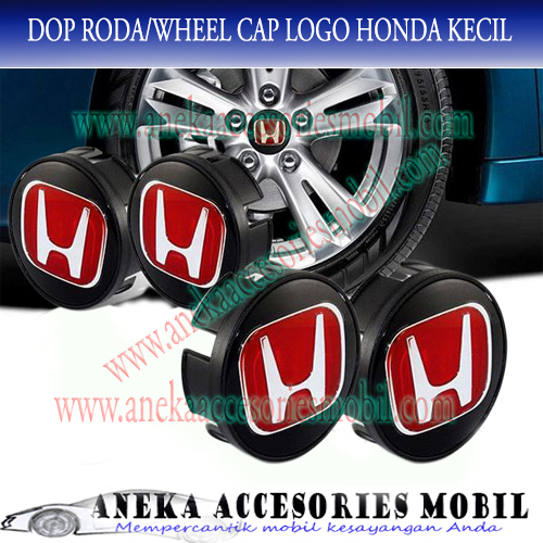 Dop Roda/Wheel Cap/Tutup Docking Velg Logo Besar Honda All New Jazz