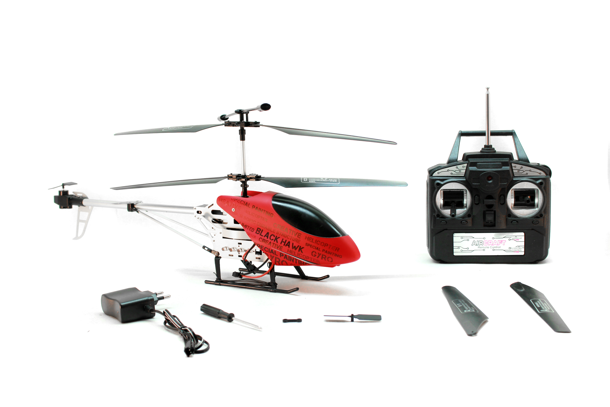 HobbyMall M203 RC Heli Medium Gyroscope System