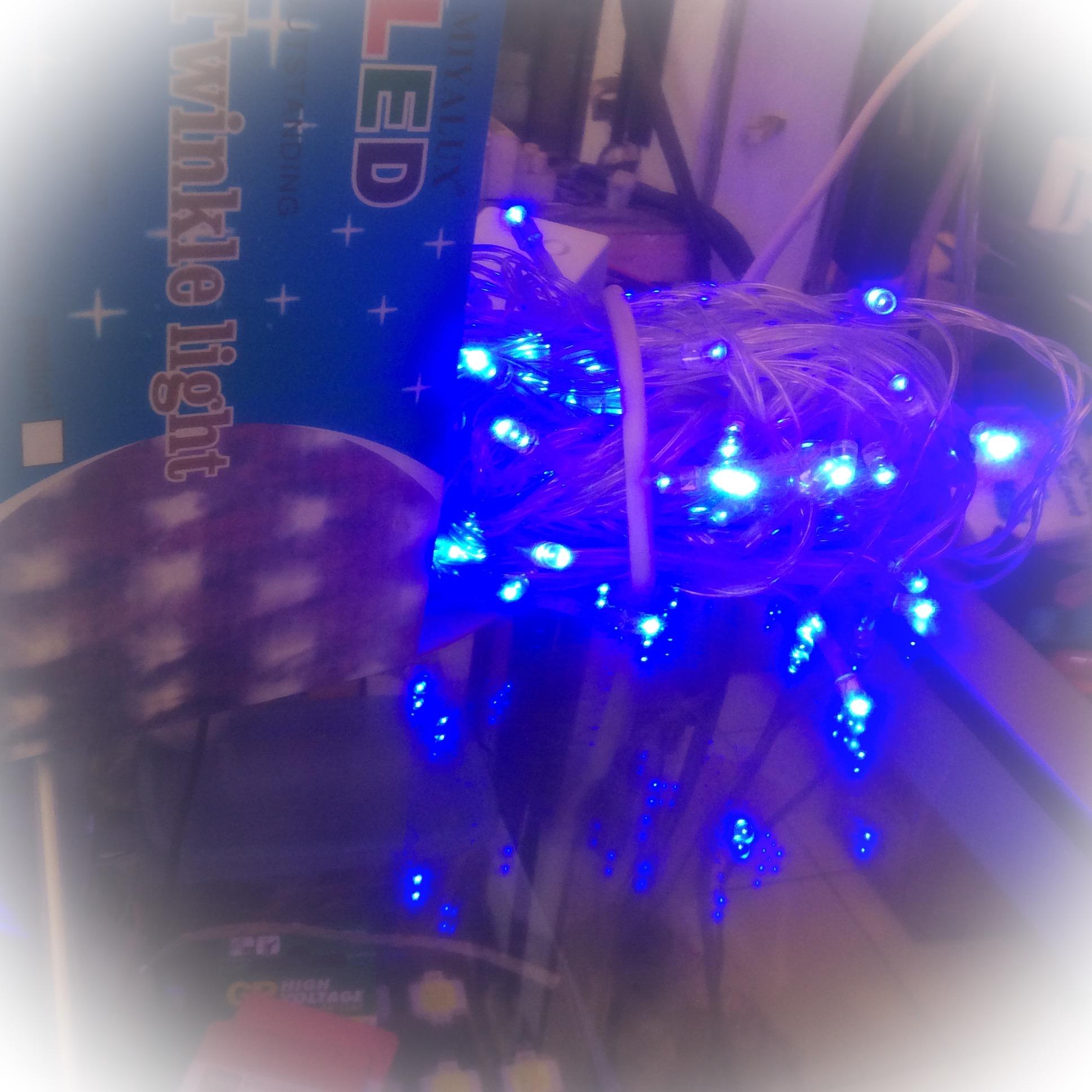 Jual Lampu Led Kelap Kelip Tumbler Hias Natal 100 220vac Listrik E Store Tokopedia