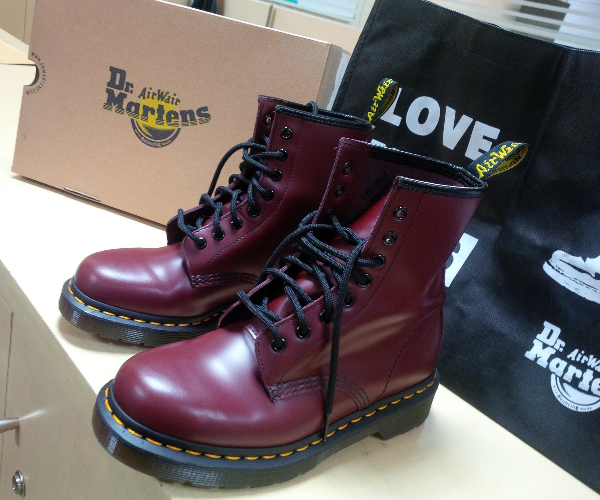 Jual DR. Martens Boot Original (ex. Docmart Grand Indonesia ... 9fde00ad61