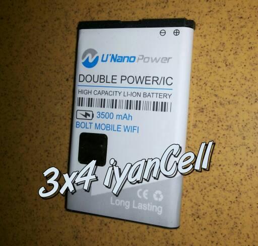 Jual Baterai Battery Bolt Mobile Wifi Modem ZTE MF90