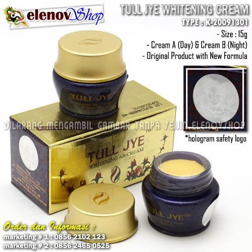 Jual Tulljye Whitening Cream AB Normal Skin