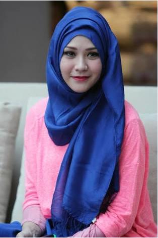 Hijab / JiLbab Pashmina SATIN (new)
