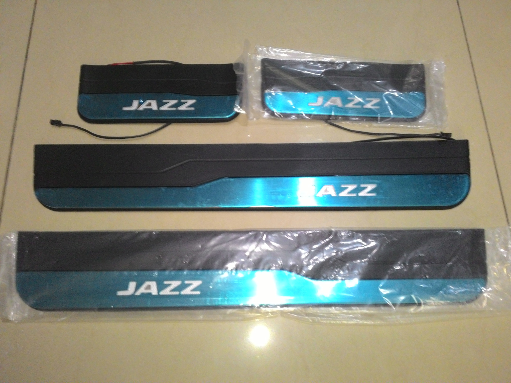 Sillplate Samping Kombinasi LED Jazz
