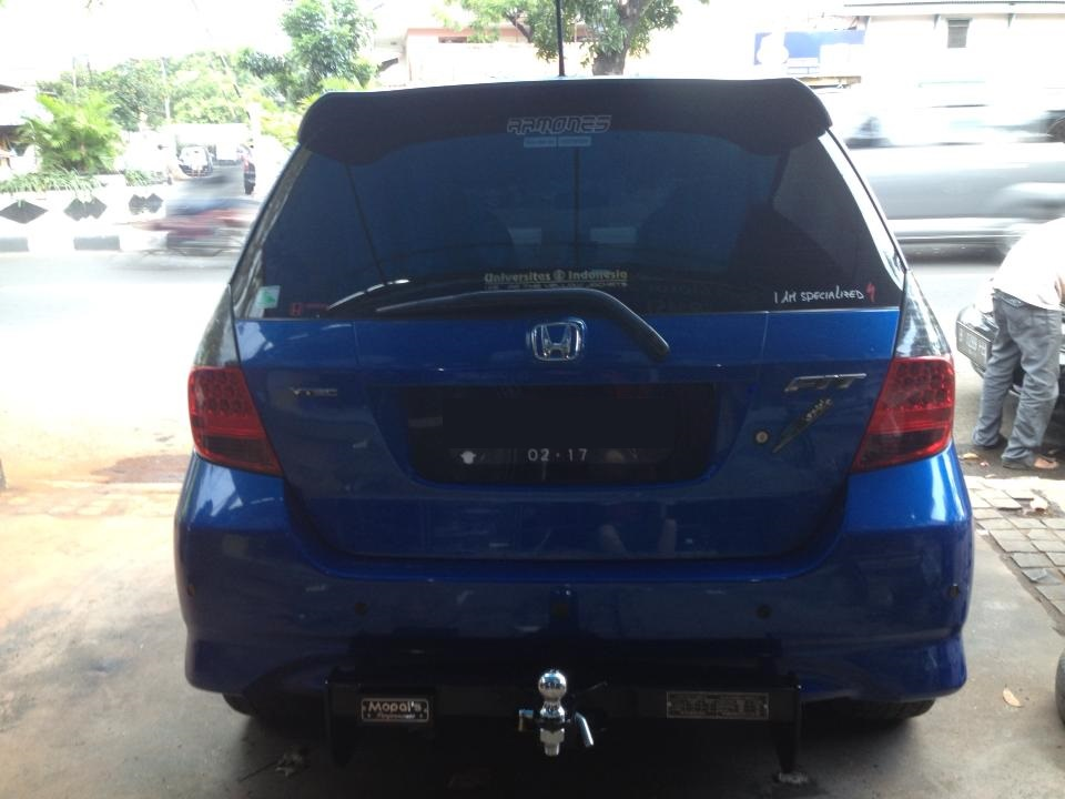Towing Bar Honda Jazz Gd3