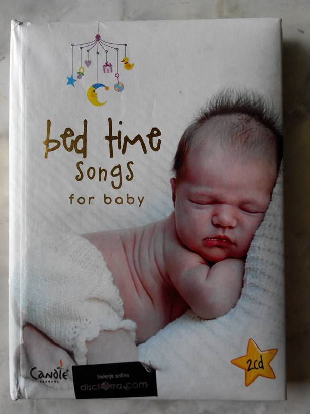 harga CD Original Bed Time Songs For Baby Tokopedia.com