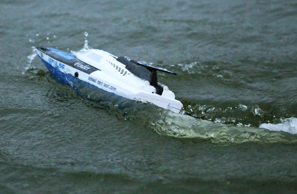 HobbyMall WL912 UPGRADE Boat Propo with servo