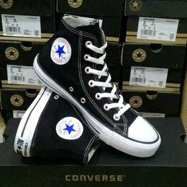 Jual sepatu converse all star high grade ori+box - KHANSA PILLOW ... 21fffde447