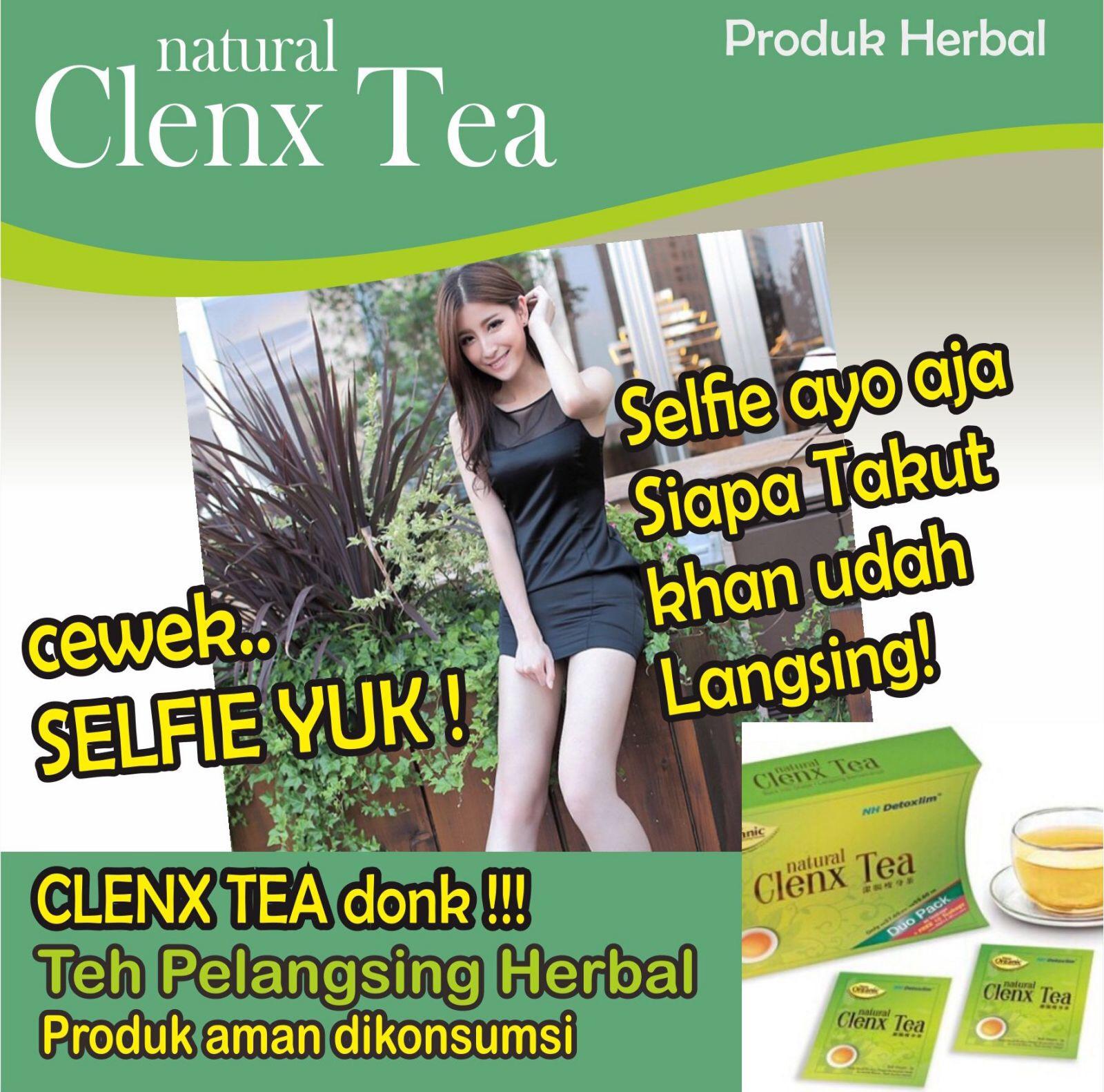Jual Teh Pelangsing CLENX TEA (Teh Bakar Lemak) - HOUSE ...