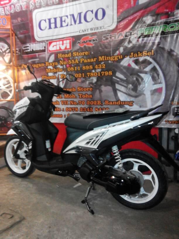 Velg Racing Lebar Yamaha Xeon ide