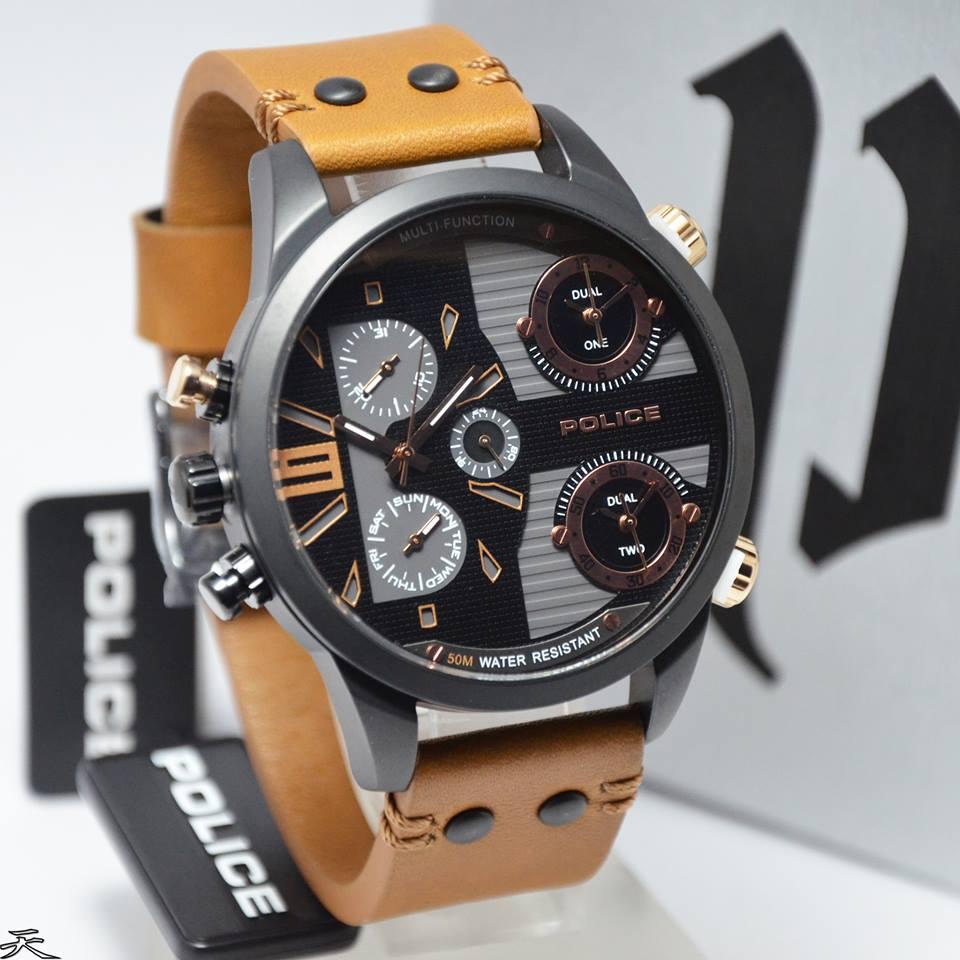 Jual jam tangan Police 14374JSB-02 Original - arlojipedia  af89dae392