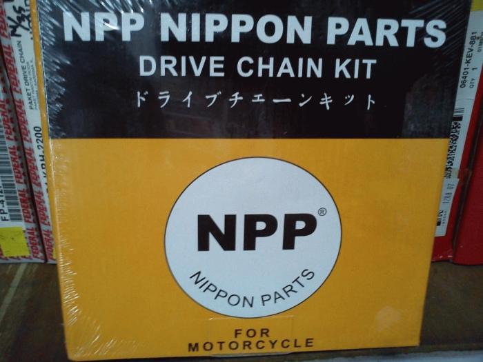 Girset NPP Fit-New / Revo 14T/40T