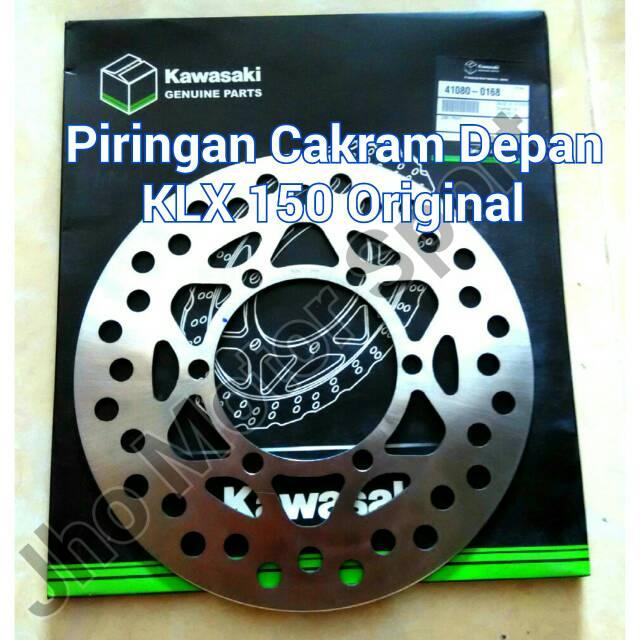 Piringan Cakram Depan KLX 150 Original