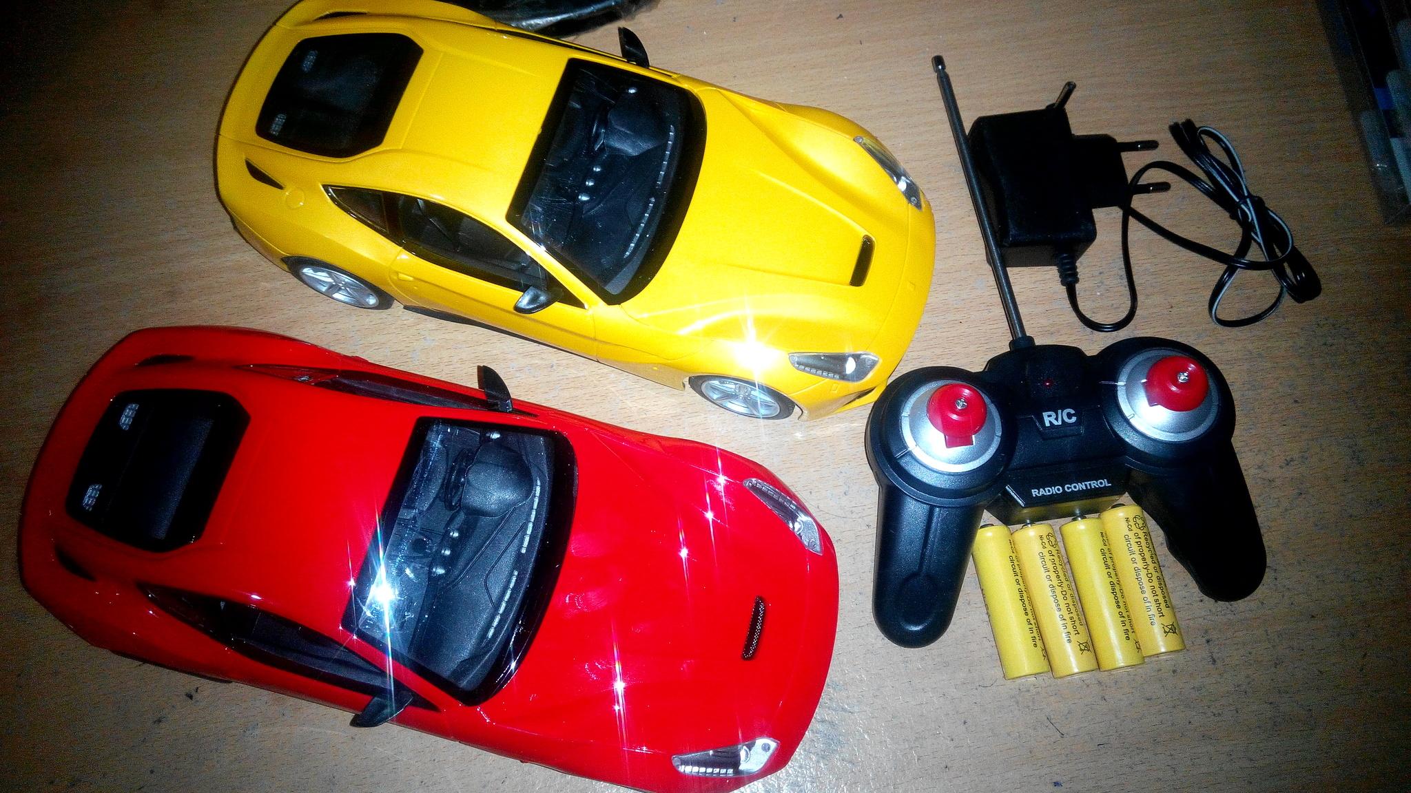 R/C Sedan Car Races Racing (Mobil Remote Control,Remot Kontrol )
