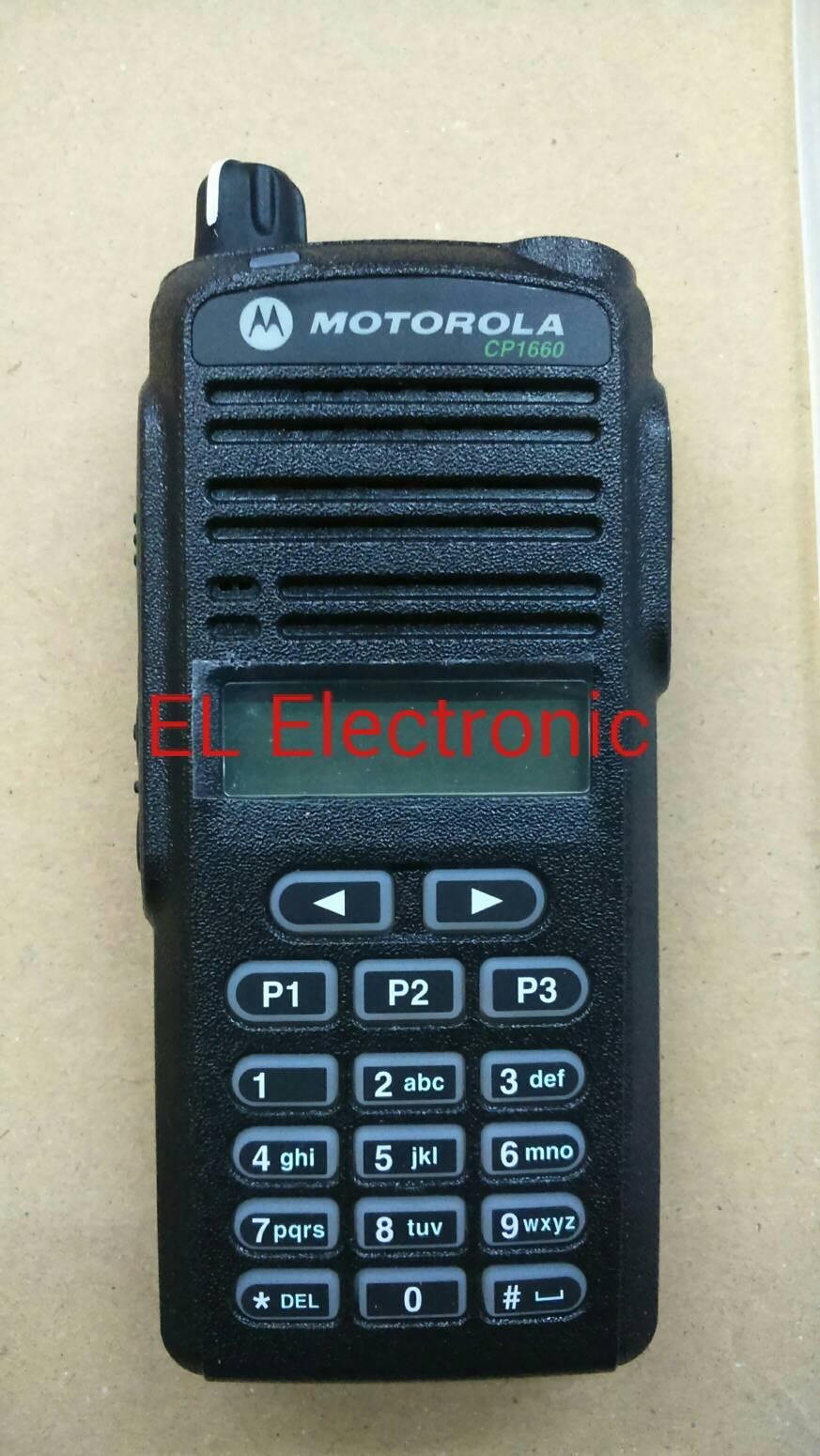 HT Motorola CP-1660 CP1660 Original & Baru Murah