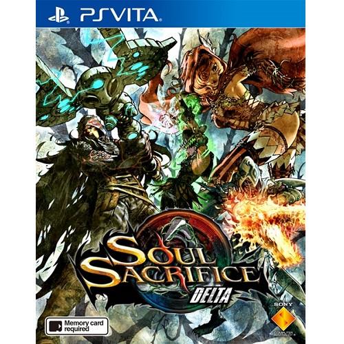 [Sony PS Vita] Soul Sacrifice Delta