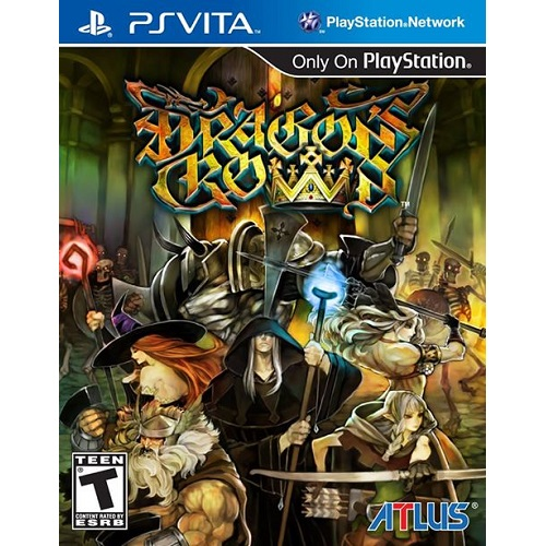 [Sony PS Vita] Dragon's Crown