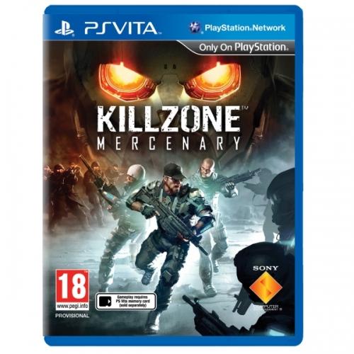 [Sony PS Vita] Killzone Mercenary