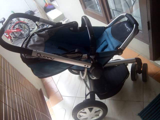 harga Quinny Buzz 2007 biru second Tokopedia.com