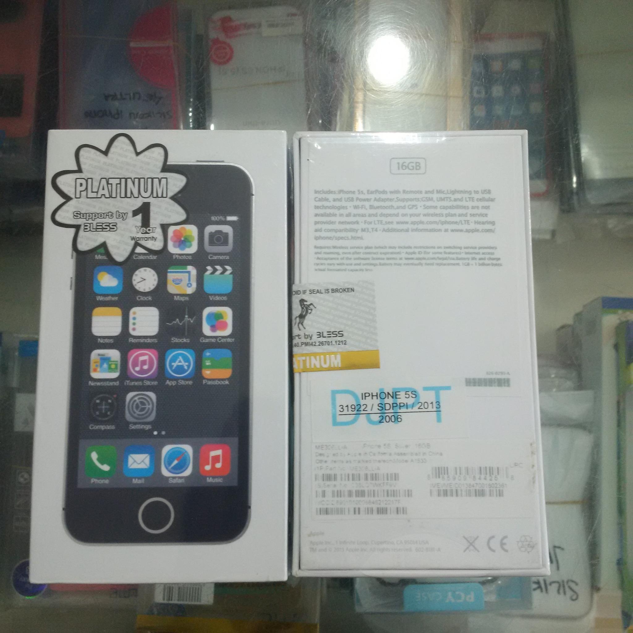 Seller Effie7788 Cari Jutaan Harga Dari Ribuan Toko Online Di Iphone 5 16 Gb Garansi 1 Tahun Apple 5s 32gb Gray Gsm Distributor Platinum Tokopediacom