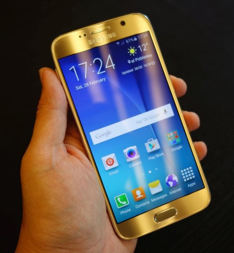 Jual Samsung Galaxy S6 Edge Kredithpbandung Tokopedia