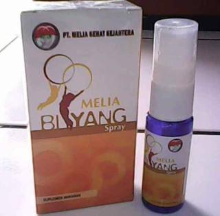 Melia biyang spray original PT. MSS (member aktif)