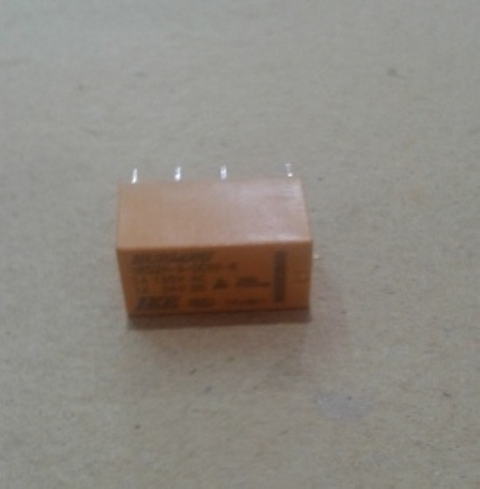 Relay 8 pin 12 VDC (HKE)