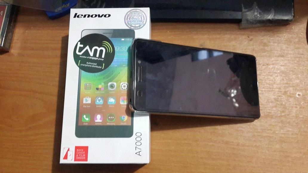 Jual Lenovo A7000 Special Edition Plus SE K3 Note 2nd 3 Minggu Pakai